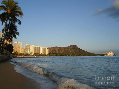 Photograph - Diamond Head by Richard Deurer