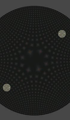 Diamond In The Round Art Print