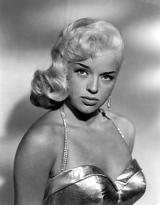 Diana Dors, Universal Pictures Art Print by Everett