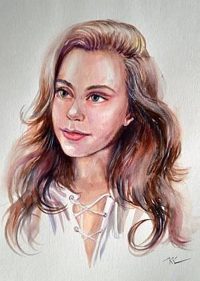 Diana Art Print