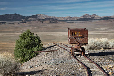 Photograph - Diana Mine by Leland D Howard