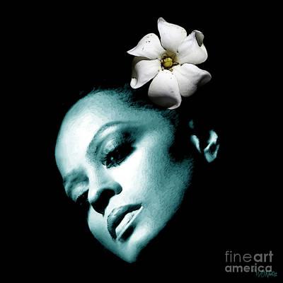 Diana Ross Art Print
