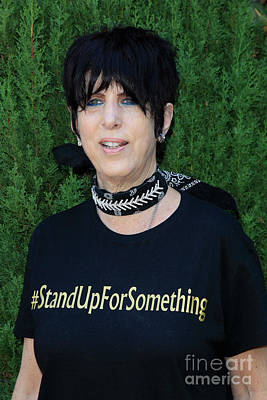 Photograph - Diane Warren by Nina Prommer
