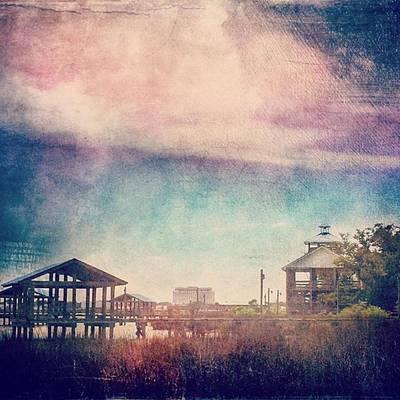 Iphone Photograph - D'iberville Park #msgulfcoast by Joan McCool