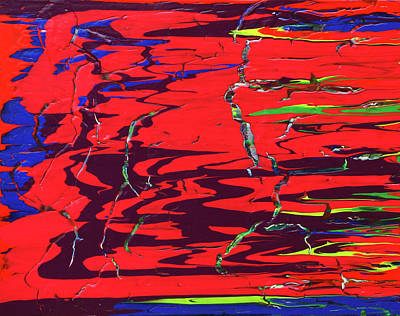 Painting - Dichotomy by Ralph White