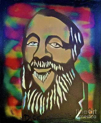 Liberal Painting - Dick Gregory by Tony B Conscious