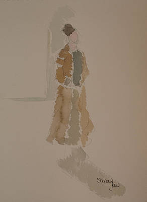 Segregation Painting - Dickensian Times - 4 by Sarah Jane
