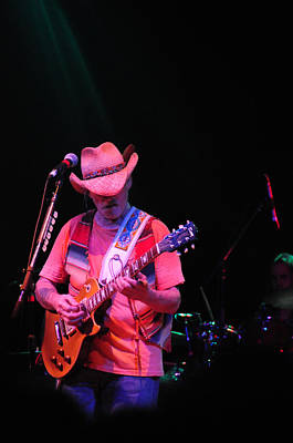 Photograph - Dickie Betts by Mike Martin