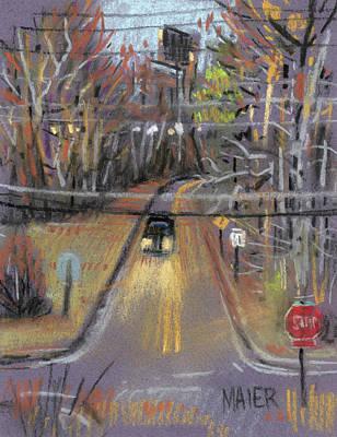 Dickson Road IIi Original by Donald Maier