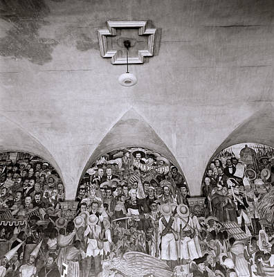 Diego Rivera Art Print
