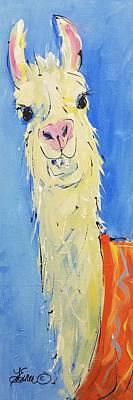 Painting - Diego by Terri Einer