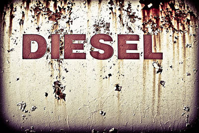 Photograph - Diesel by Colleen Kammerer