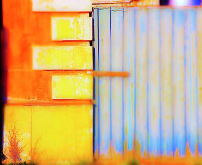Photograph - Diesel Gate by Jan W Faul