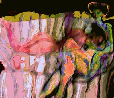 Diffrerence Art Print by Noredin Morgan
