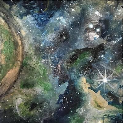 Painting - Diffusion Art By Brenda Boss by Brenda Boss