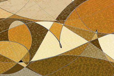 Diffusion Art Print by Don Gradner