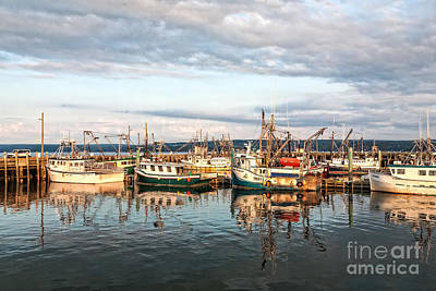 Digby Harbour Art Print