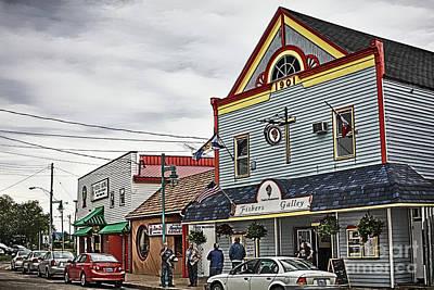 Photograph - Digby, Nova Scotia by Tatiana Travelways