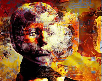 Destruction Digital Art - Digital Apocalypse by Bear Welch