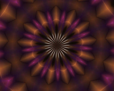 Digital Art - Digital Doodle 110610a by David Lane