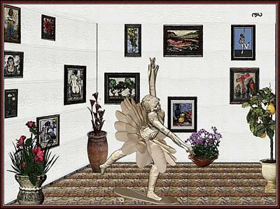Digital Exhibition 10 Original by Pemaro