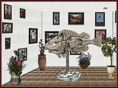 Digital Exhibition 11 Original by Pemaro