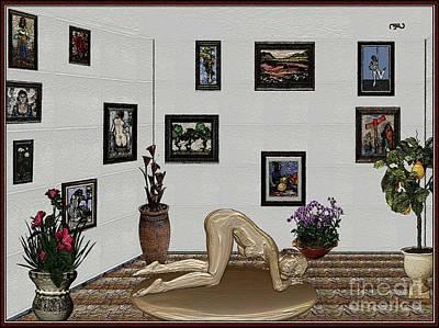 Digital Exhibition 33 Original by Pemaro