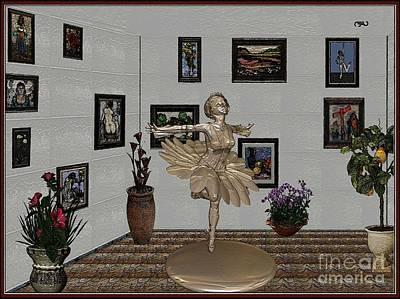 Digital Exhibition 34 Original by Pemaro