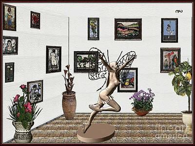 Digital Exhibition 6 Original by Pemaro