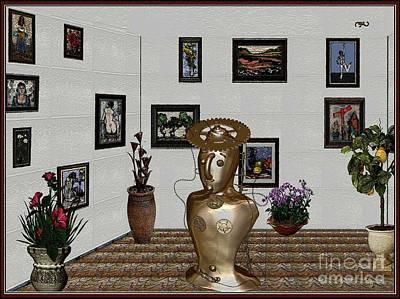 Digital Exhibition 7 Original by Pemaro
