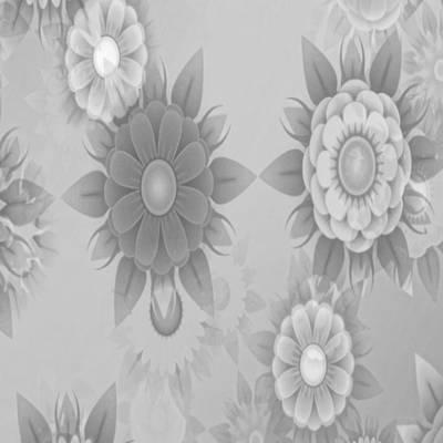 Digital Art - Digital Flowers by Gina Lee Manley