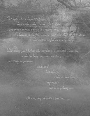 Digital Art - Digital Poem by Erik Paul