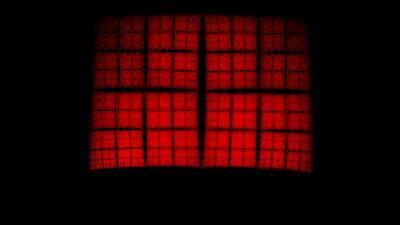 Digital Art - Digital Window Watcher Art Abstract by Sheila Mcdonald