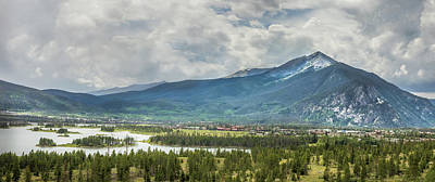 Photograph - Dillion Reservoir - Colorado by James Woody