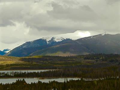 Photograph - Dillon Reservoir Colorado by Dan Miller