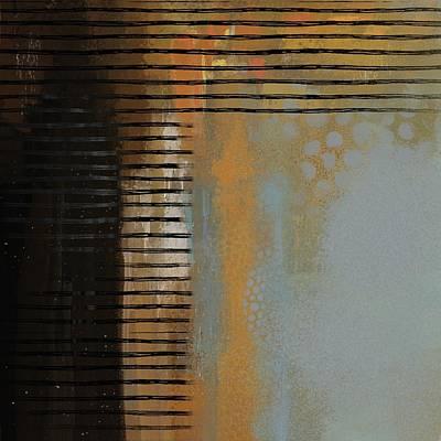 Digital Art - Dimensional Lines by Eduardo Tavares
