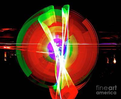 Photograph - Dimensional Rift by Xn Tyler