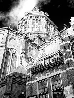 Photograph - Dimensions In Amsterdam by John Rizzuto