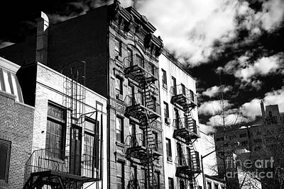 Photograph - Dimensions In Greenwich Village by John Rizzuto