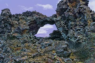Photograph - Dimmuborgir # 2 by Allen Beatty
