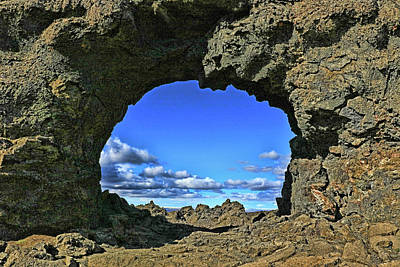 Photograph - Dimmuborgir # 4 by Allen Beatty