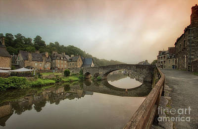 Photograph - Dinan by Dominique Guillaume
