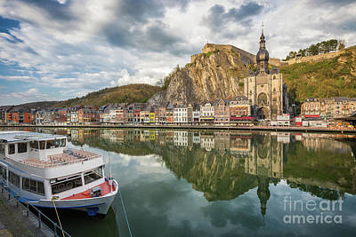 Photograph - Dinant by JR Photography