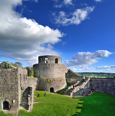Dinefwr Castle 1 Art Print