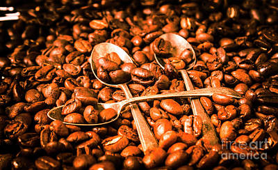 Food And Beverage Royalty-Free and Rights-Managed Images - Diner beans by Jorgo Photography - Wall Art Gallery