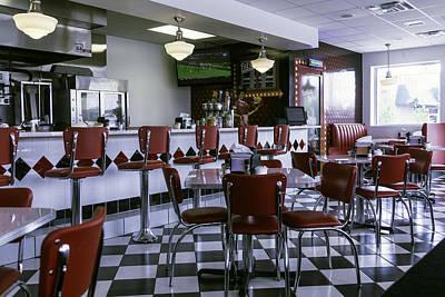 Diner New Orleans Art Print