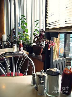 Photograph - Diner Still Life 2  by Sarah Loft