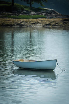 Photograph - Dinghy by Guy Whiteley