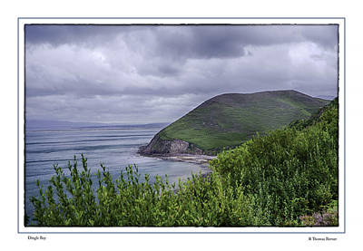 Art Print featuring the photograph Dingle Bay by R Thomas Berner