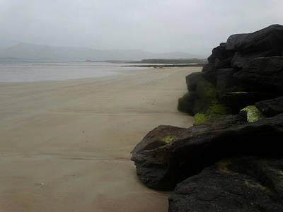Photograph - Dingle Beach by Jacqueline  DiAnne Wasson